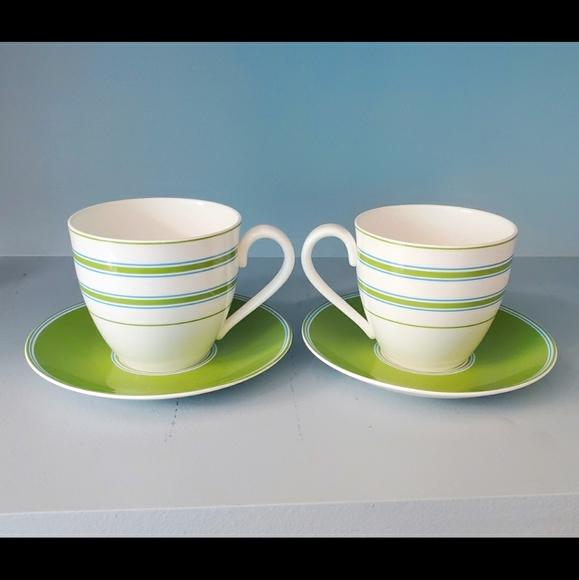 Kate Spade Lenox Cup and Saucer Set